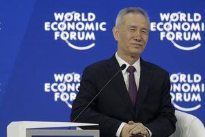 Cố vấn kinh tế hàng đầu của Chủ tịch Tập Cận Bình thăm Mỹ