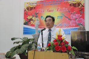 Hơn 400 đầu báo tham gia Hội Báo Xuân Khánh Hòa