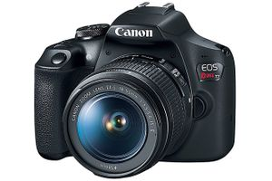Canon ra mắt máy ảnh Rebel T7 dành cho người dùng mạng xã hội