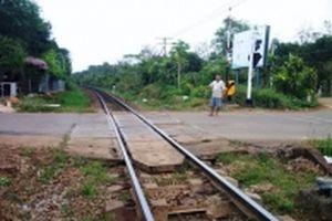 Điều tra nguyên nhân hai tàu hỏa suýt tông nhau ở Đồng Nai