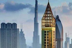 Tòa khách sạn cao kỷ lục