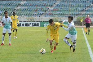 AFC Cup: Yangon United ngược dòng thắng kịch tính trước FLC Thanh Hóa