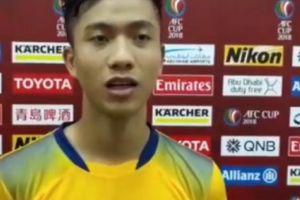 Phan Văn Đức tiết lộ 'chìa khóa' hạ đội bóng Malaysia