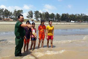 Dũng cảm cứu 6 người bị đuối nước