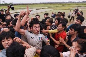 BTC hội Phết Hiền Quan nói gì về việc tranh cướp phản cảm, bạo lực ở Lễ hội?
