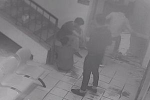 Nhóm thanh niên đập phá, đe dọa bác sĩ ở bệnh viện