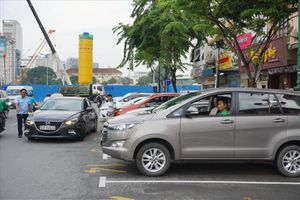 Mức phí đậu ô tô ở trung tâm TP. Hồ Chí Minh thay đổi thế nào?