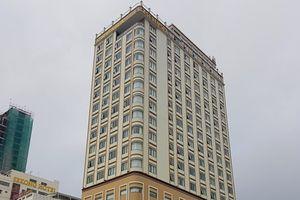 Đà Nẵng: Xây thêm 1 tầng, một khách sạn bị xử phạt 614 triệu đồng