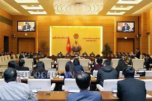 Ủy ban Thường vụ Quốc hội phê chuẩn đề nghị bổ nhiệm 2 Đại sứ