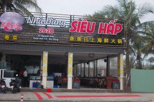 Vụ hóa đơn tính tiền bằng chữ Trung Quốc (Đà Nẵng): Nhà hàng chưa đăng ký kinh doanh
