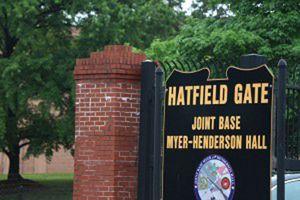 Hoa Kỳ: Thư độc được gửi tới căn cứ quân sự Joint Base Myer-Henderson Hall?