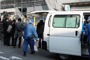 Vụ đầu người trong vali ở Nhật Bản: Nghi phạm phân xác nạn nhân rồi giấu khắp nơi