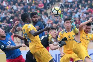 Tuyển thủ U.23 tỏa sáng, SLNA đánh bại cựu vô địch AFC Cup