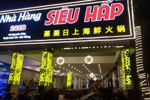 Phạt 12,5 triệu đồng nhà hàng xuất hóa đơn bằng chữ Trung Quốc