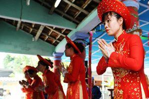 Lễ hội Bà Chợ Được trong tín ngưỡng thờ mẫu của người dân miền Trung