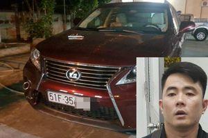 Khởi tố bị can người 'cầm nhầm' xe Lexus