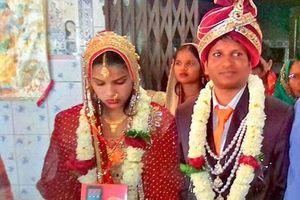 Hủy hôn tại đám cưới vì phát hiện ra chồng bị hói