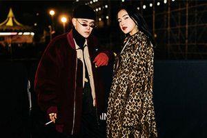 Châu Bùi cùng dàn tín đồ Việt chất lừ tại tuần lễ thời trang thế giới