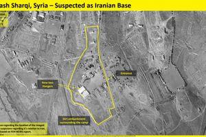 Mỹ tung ảnh vệ tinh chứng tỏ Iran xây dựng căn cứ tại Syria