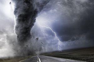 Hiện tượng nóng lên toàn cầu đang làm bão mạnh hơn
