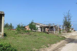 Kỷ luật 6 cán bộ dính sai phạm tại dự án Làng chài Điện Dương