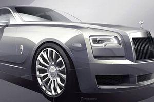 Rolls-Royce Ghost bản đặc biệt kỷ niệm 101 năm thành lập hãng
