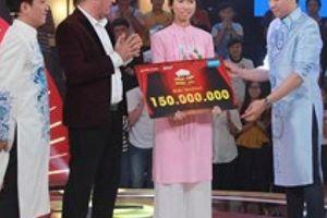 Khán giả bức xúc với giải thưởng 150 triệu của cô gái 'Thánh đà'