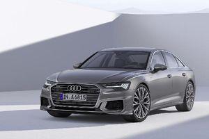 Audi A6 2019 hoàn toàn mới 'cơ bắp' và nhiều công nghệ hỗ trợ