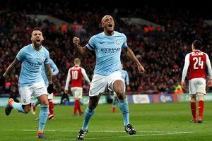 Arsenal - Man City: Thêm một lần đau!