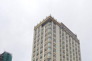 Đà Nẵng xử phạt khách sạn cao tầng xây sai phép