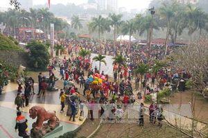 Độc đáo các lễ hội cầu phúc đầu xuân ở Lào Cai