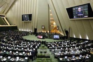 Quốc hội Iraq kêu gọi lập thời gian biểu rút quân đội nước ngoài
