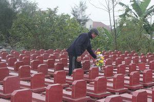 Chuyện người cựu chiến binh xây dựng gần 400 ngôi mộ 'vô chủ'