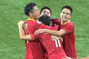 Tiền vệ SLNA xuất sắc nhất châu Á tháng 2-2018