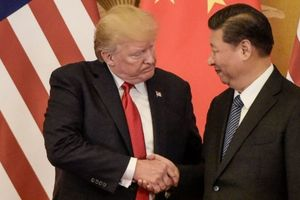 Donald Trump muốn gây sức ép về thương mại lên Trung Quốc
