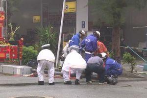 Nhật Bản: Giao thông gián đoạn do bão và gió lớn
