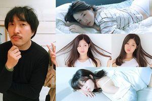 Photographer của loạt sao Hàn bị 'tố' quấy rối tình dục