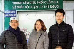 Hải Dương: Ông bố đơn thân đăng ký hiến tạng sau biến cố hôn nhân