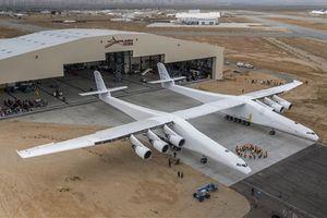Mỹ thử nghiệm thành công máy bay có sải cánh dài nhất thế giới