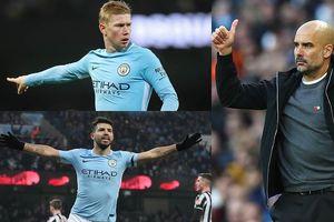 Đội hình công cường thủ chắc giúp Man City kéo dài nỗi đau của Arsenal