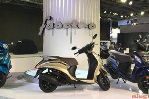 Xe tay ga Yamaha Fascino 2018 giá rẻ sắp trình làng