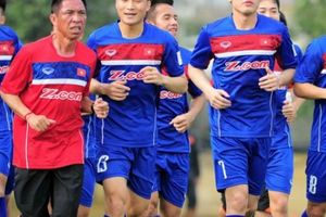 ĐT Việt Nam đón tin cực vui từ giải AFF Cup 2018
