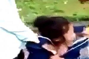 Hà Tĩnh: Xôn xao clip nữ sinh bị đánh, kêu gào thảm thiết