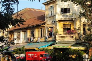 Đi tìm 'Little Paris' ở Campuchia