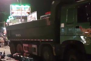 Bắt tài xế xe ben gây tai nạn khiến 6 người thương vong