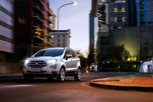Ford EcoSport mới lên kệ giá từ 545 triệu đồng