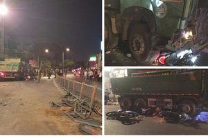 Kết quả kiểm tra ban đầu đối với tài xế xe ben gây tai nạn liên hoàn tại TP Hồ Chí Minh