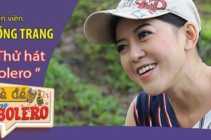 TRÀ ĐÁ CÙNG BOLERO số 25 – Gặp gỡ diễn viên Hồng Trang