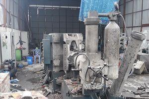 Xác định được danh tính nạn nhân bị bỏng do nổ máy đúc áp lực ở Hải Phòng