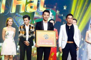 Mai Quốc Việt giành giải nhất tuần đầu của Hãy nghe tôi hát
